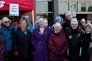 Coldest Night Warmest Hearts - Thank You to our Volunteers!